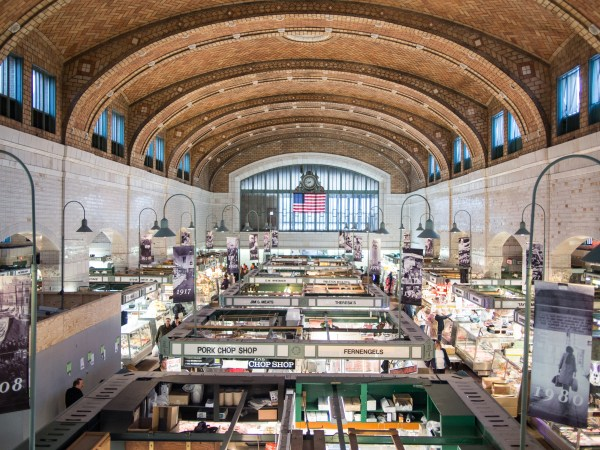 File West Side Market Spring - Wikimedia Commons