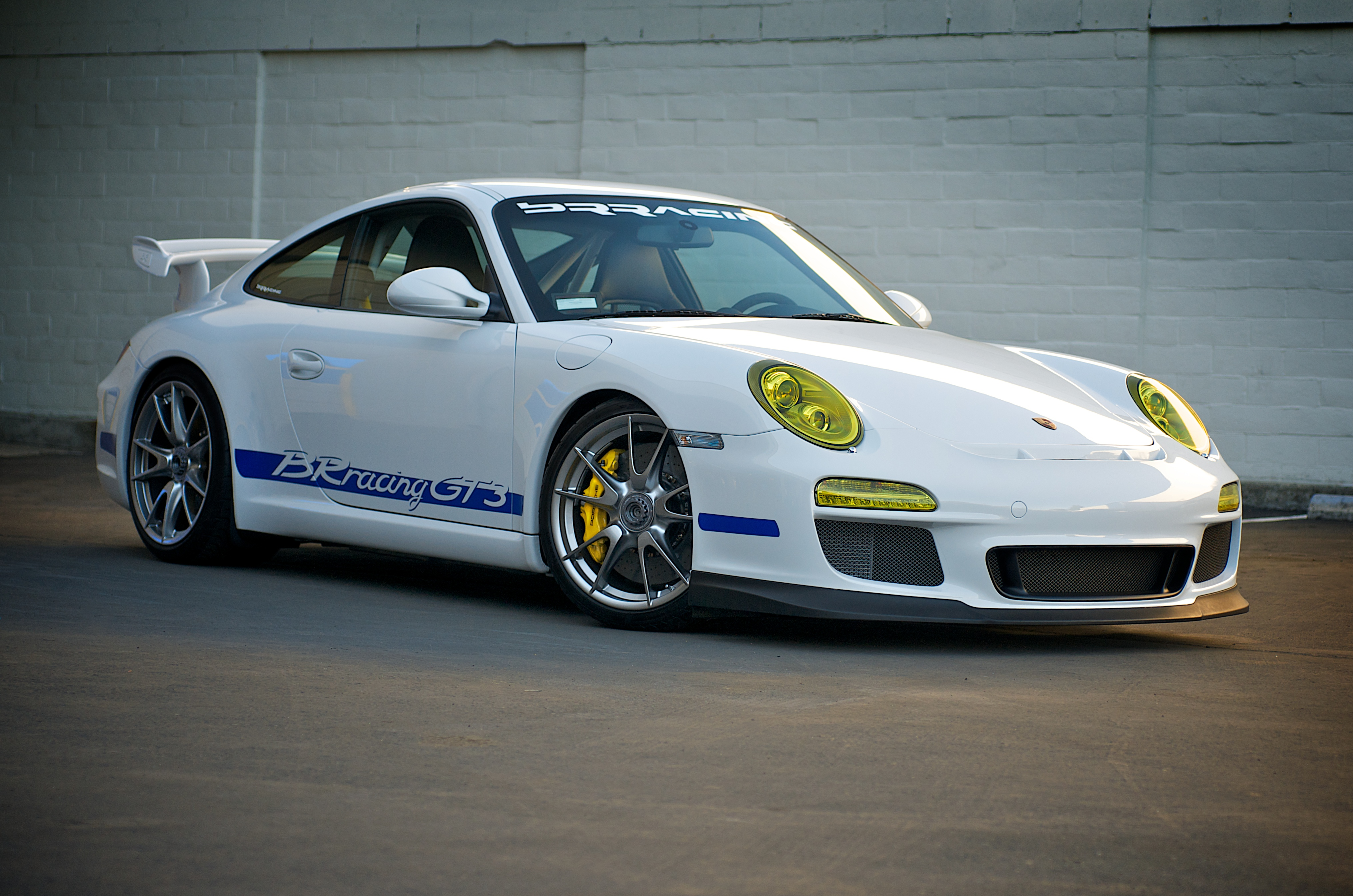 FileBRRacing Porsche 997 GT3 Frontjpg Wikimedia Commons