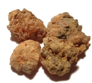 Myrrh is a common resin in the Horn of Africa.