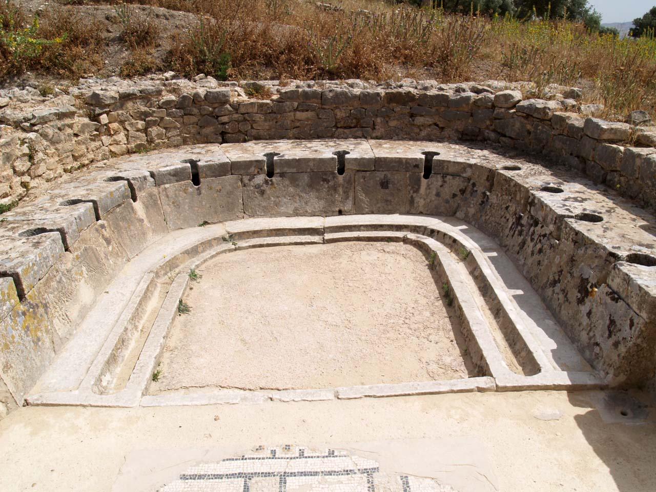Rimska latrina