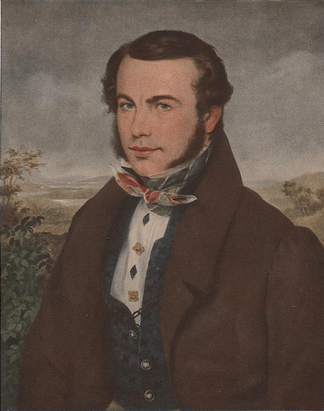 Adalbert Stifter  Wikimedia Commons