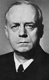 A photograph of Joachim von Ribbentrop during ...