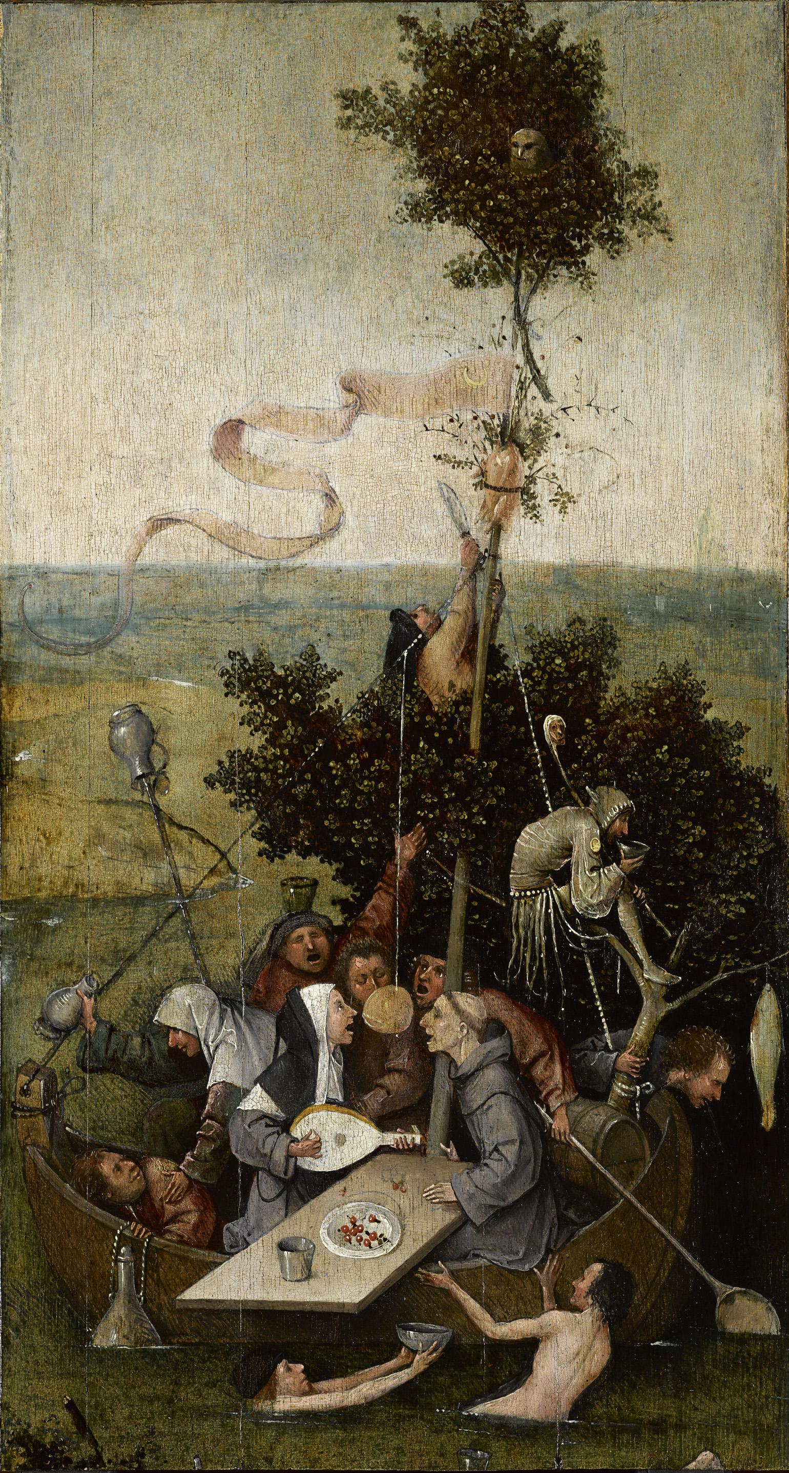 La Nef Des Fous (bosch) : (bosch), (Bosch), Wikipédia