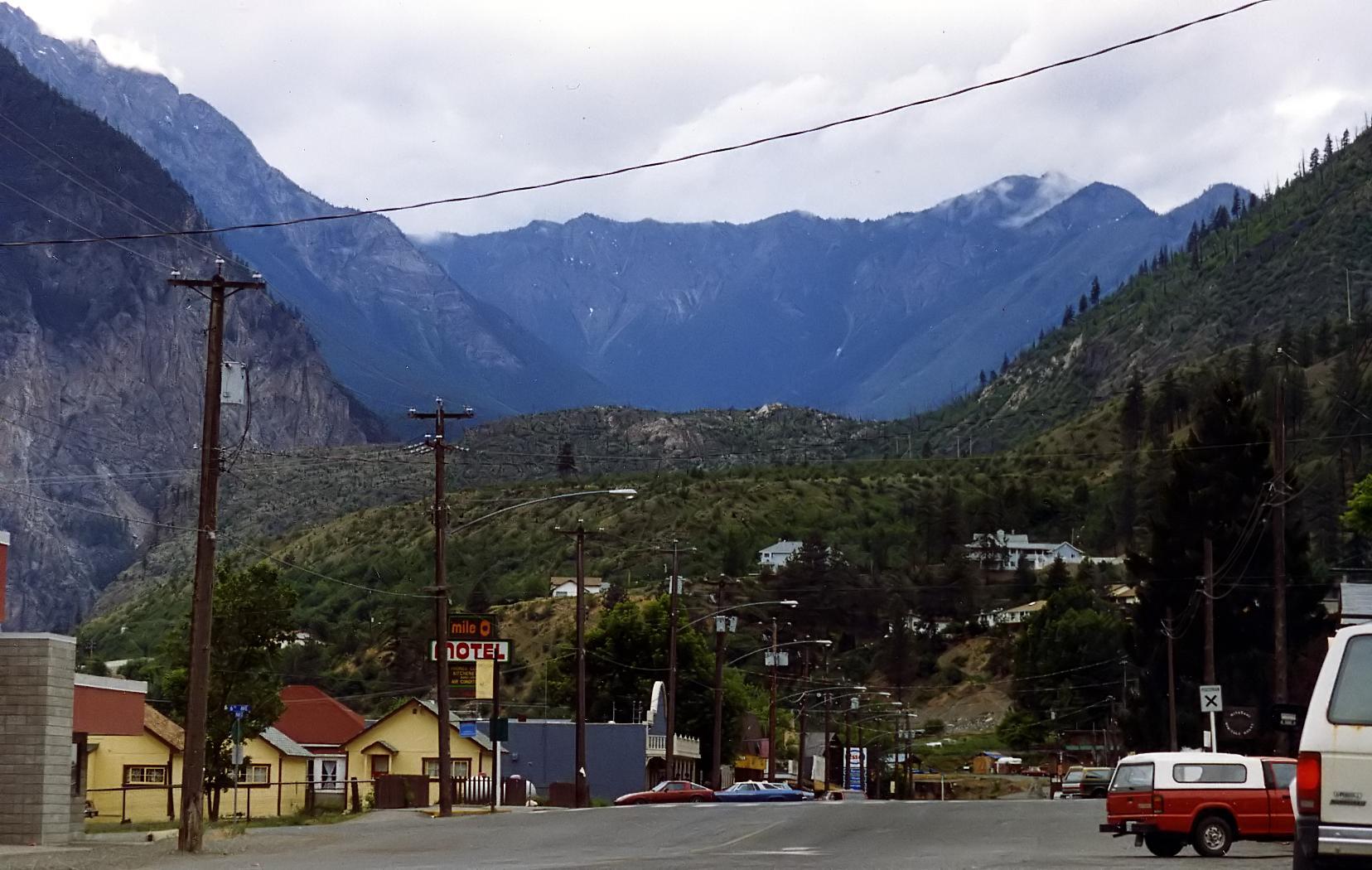 Lillooet Colombie Britannique
