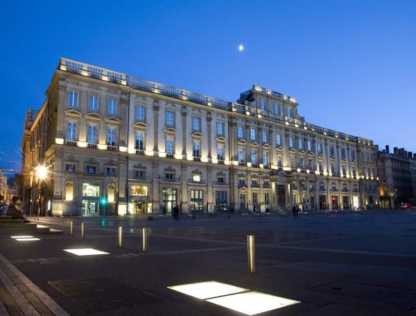 Musee Des Beaux Arts Lyon France