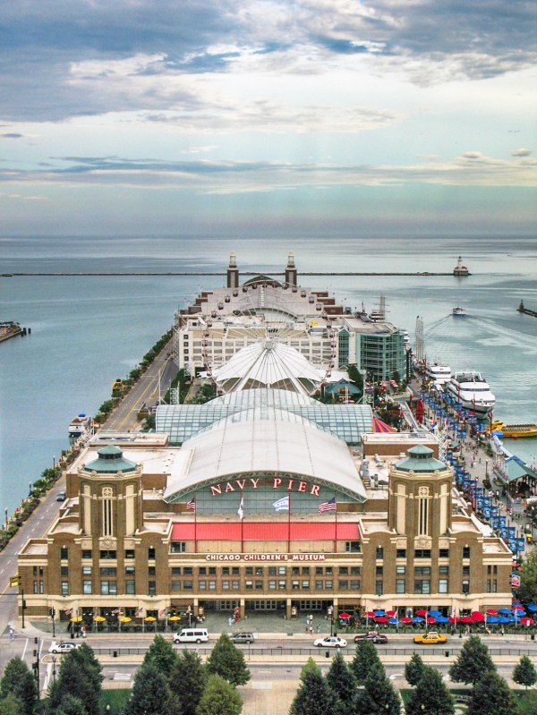 Navy Pier - Simple English Wikipedia Free Encyclopedia