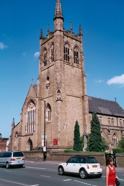 St Chads Cheetham Hill  Wikipedia