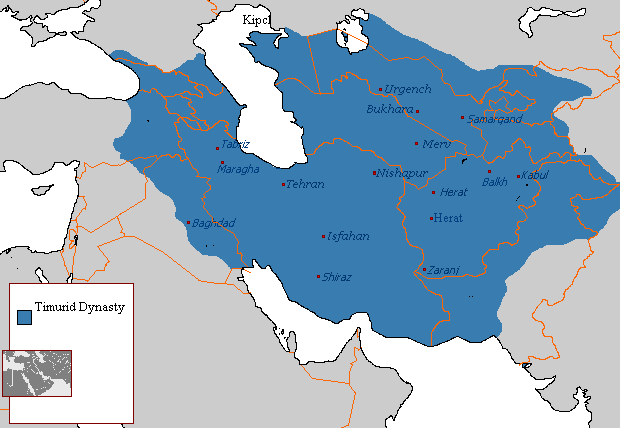 File:Timurid Dynasty 821 - 873 (AH).png