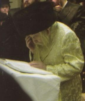 The Tosher Rebbe of Montreal, Canada. Consider...