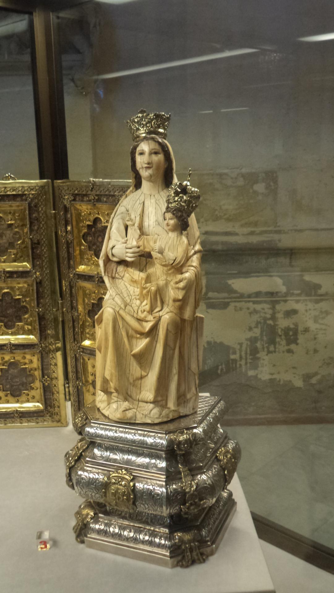 Virgen de las Batallas  Wikipedia la enciclopedia libre