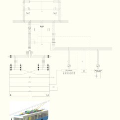 Wiring Diagram Substation Honda Today 50 File Of Trolleybus Traction For