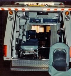 file 1988 ford f 250 prototype 6 wheeled ambulance 5344711260 jpg [ 1151 x 771 Pixel ]