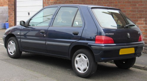 small resolution of peugeot 106 phase ii