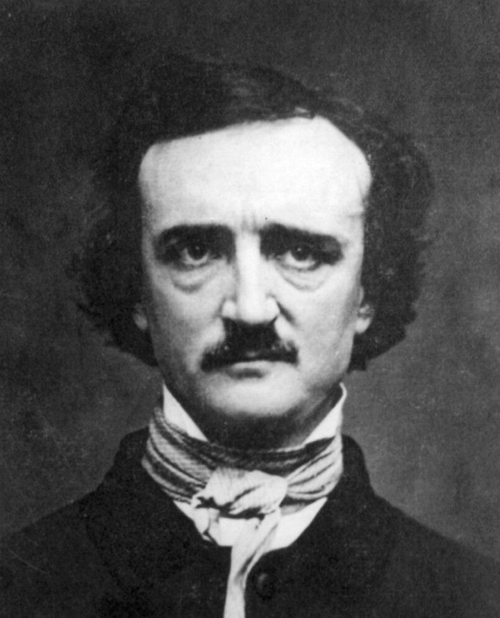 Edgar Allan Poe, 1809 - 1849