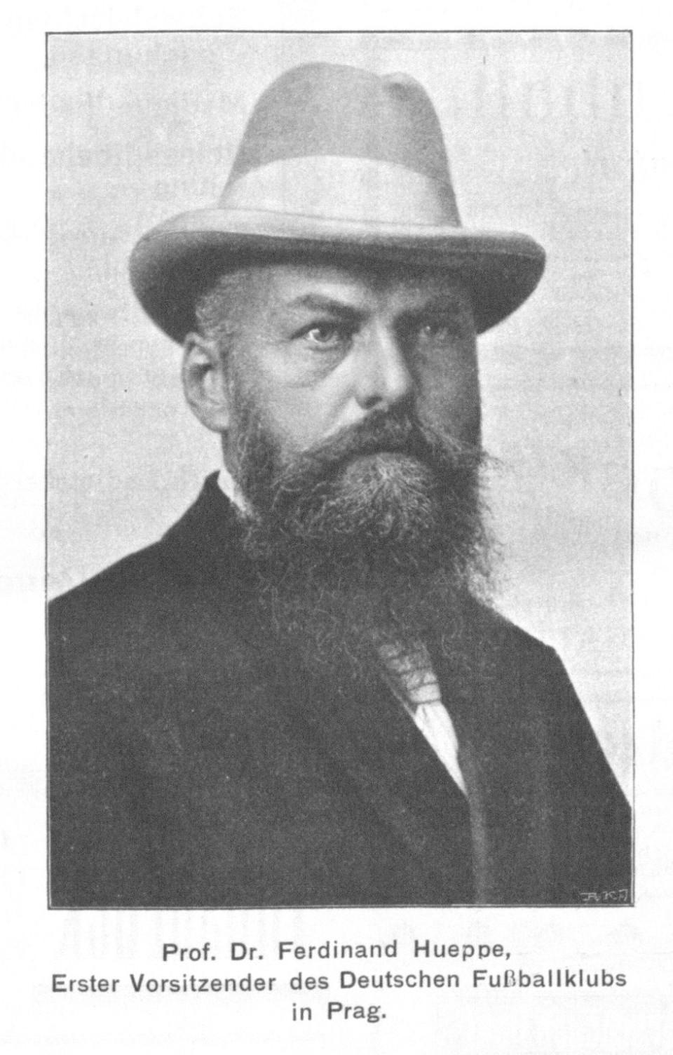 Ferdinand Hueppe  Wikipedia
