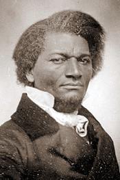 Daguerreotype of Frederick Douglass
