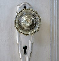 How to Restore Brass Door Knobs | Glass Door Knobs, Door ...