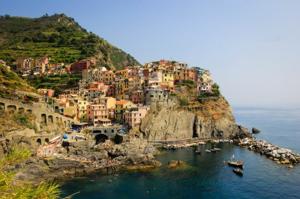 FileManarola town of the Cinque Terre Riomaggiore