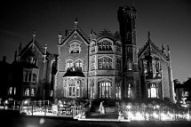 Oakley Court Rocky Horror Picture Show