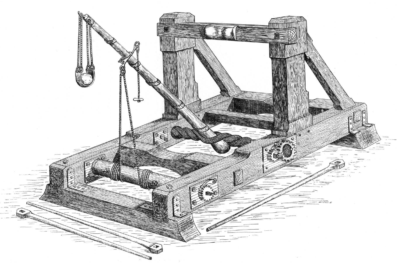 File Onager With Sling