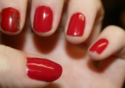 file red nail polish 4149676692