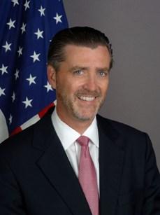 English: Richard G. Olson, U.S. diplomat.U.S. ...