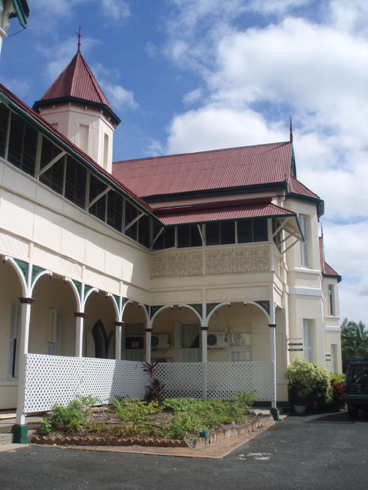 Rockhampton Girls Grammar School  Wikipedia