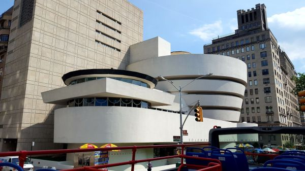 File Solomon . Guggenheim Museum - York