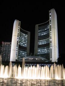 File Toronto City Hall - Wikimedia Commons