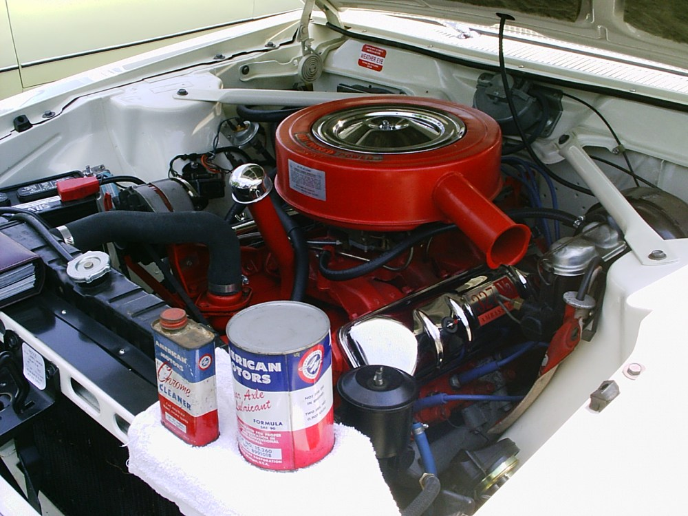 medium resolution of file 1963 327 v8 engine in ambassador jpg