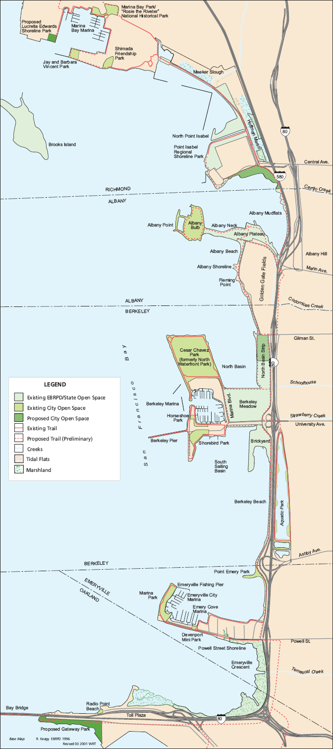 hight resolution of mclaughlin eastshore state park