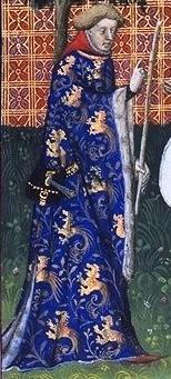 English: Gaston III of Foix-Béarn (Gaston Phoe...