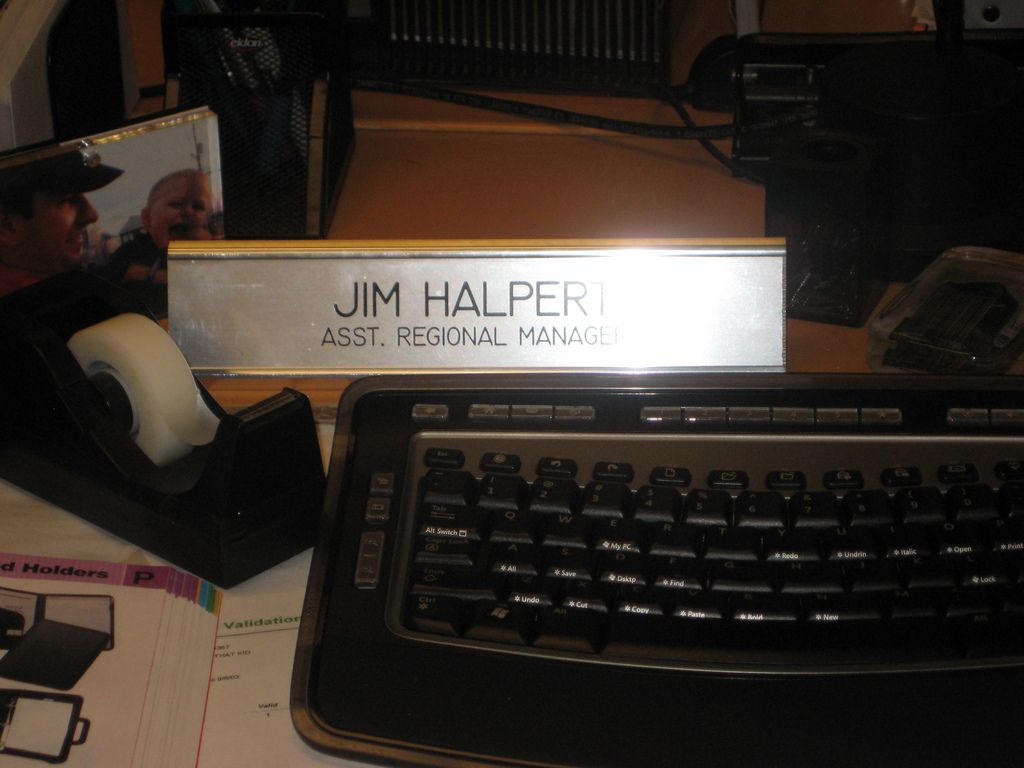 Jim Halpert  Simple English Wikipedia the free encyclopedia