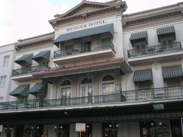 Image result for menger hotel copyright free