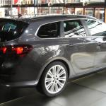 File Opel Astra J Sports Tourer Rear View Jpg Wikimedia Commons