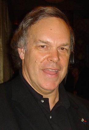 Robert M. Parker Jr. at Valentino in Las Vegas...