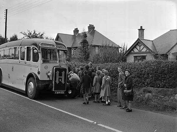 File:School bus dispute at Whittington (7928575150).jpg