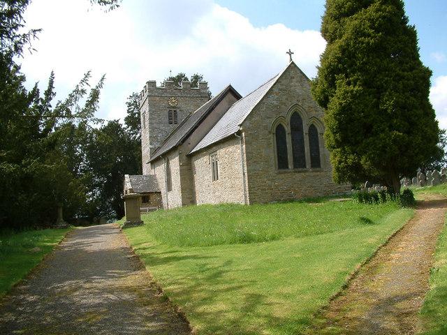 St. Margaret, Acton Scott.