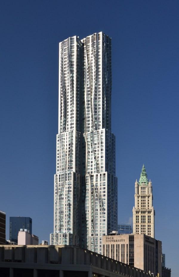 8 Spruce Street Building