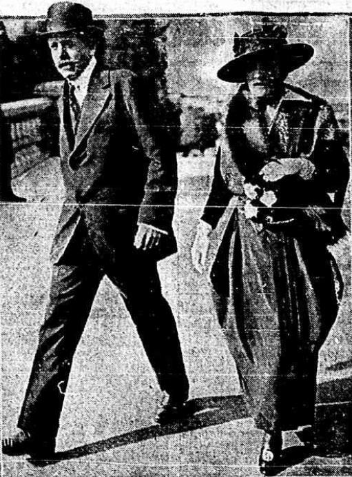Eleanor and Alexander Rice