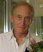 Actor, screenwriter and director Charles Dance