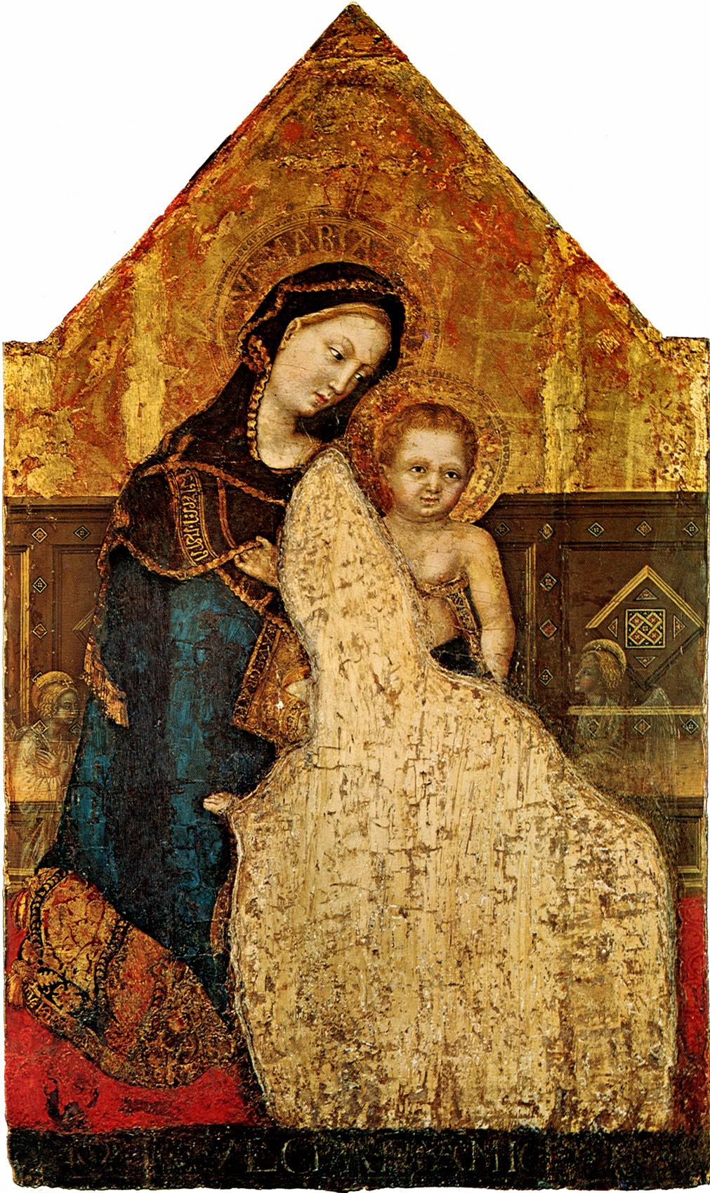 Madonna di Velletri  Wikipedia
