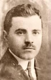 Ion Grămadă (1886 - 1917) - student