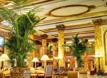 File Lobby Fairmont Hotel San Francisco Feb. 1