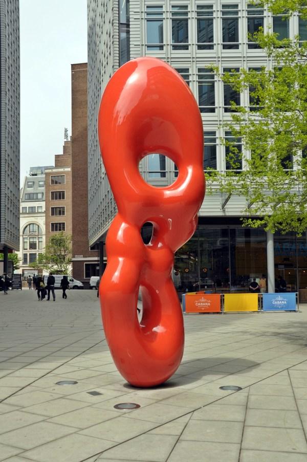 London Street Art Sculpture
