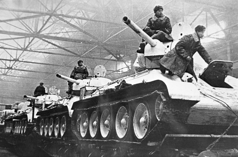 list of tanks of