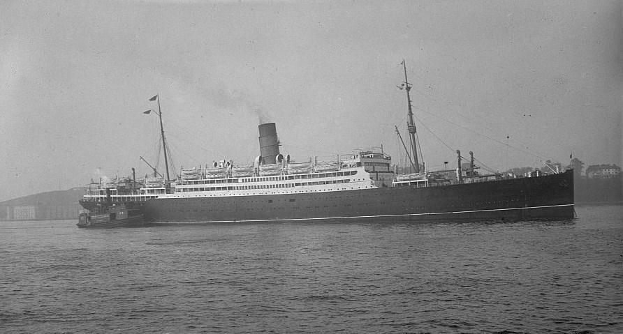 RMS Carinthia 1925  Wikipedia