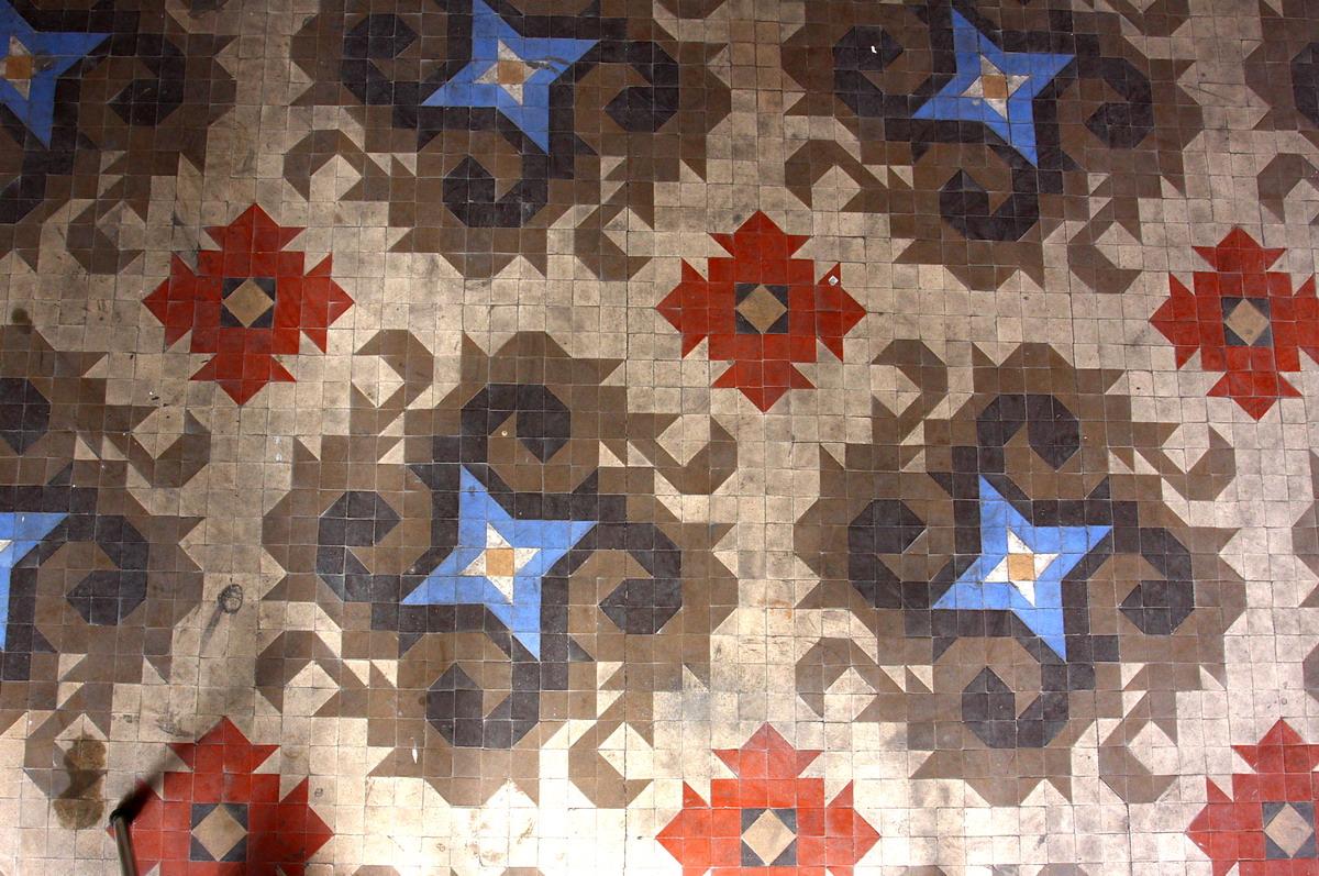 Mosaico hidrulico  Wikipedia la enciclopedia libre