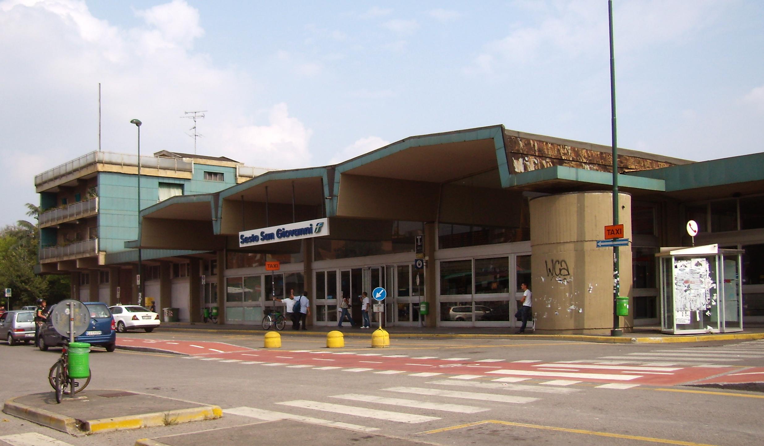FileSesto San Giovanni  stazione ferroviaria