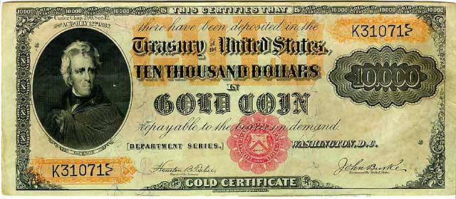 10,000 U.S. dollars in 1882.